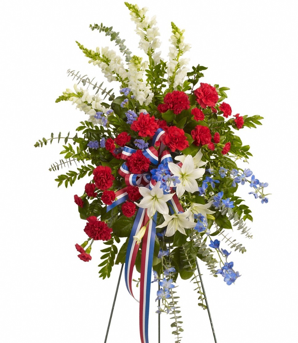 Sacred Garden Funeral Spray Funeral Flowers Philippines
