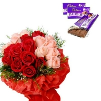 Exotic Roses & Chocolates